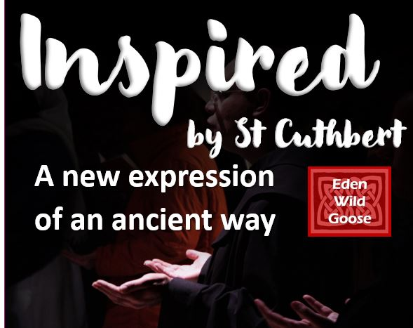 Inspired by St Cuthbert logo 2