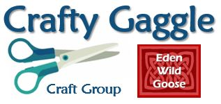 Crafty Gaggle EWG logo